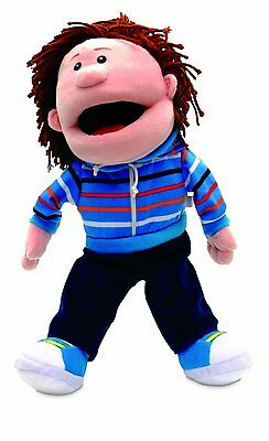 Tellatale White Boy Moving Mouth Hand Puppet