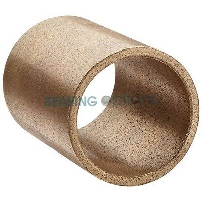 High Quality Oilite Metric Plain Bearing Bronze Bushes OB081408 - OB101525