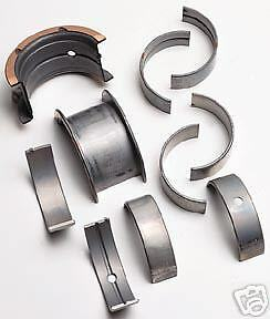 "Cadillac 365 390 Crankshaft Main Bearings Set 1956-62 +.010"" Deville Eldorado 62"
