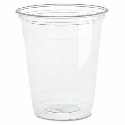 Solo Cup Ultra 16 - 18-oz. Clear Cups, Squat, PET, 1000/Carton (DCCTP16DCT)