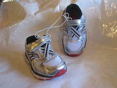 e51e86438c9e64 C9 Performance Champion Toddler Boy Shoe Athletic Shoes Enhance Black  Silver Red