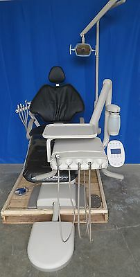 A-dec 511 Dental Chair Package w/ Adec Radius Delivery Assistant's Arm & Light