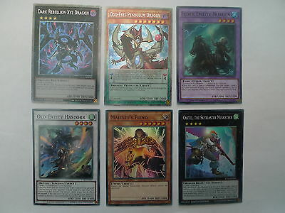 2015 Collector Tin Singles * MP15 Promos * Pick Your Favourite * Yu-gi-oh