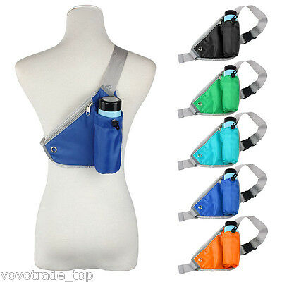 Small Backpack Cycling Water Bottle Bag Bicycle Sports Water Bottles Bag Hiking
