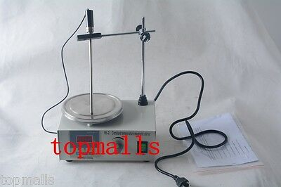 New Magnetic Stirrer with heating plate 85-2 hotplate mixer 110V