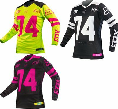 Fox Racing Womens Switch MX Motocross Riding Jersey CLOSEOUT