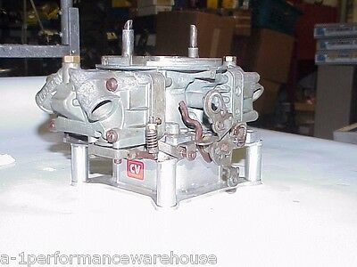 Holley 750 CFM 4 Barrel Racing Carburetor  UMP IMCA Wissota Mudbog Demo C10