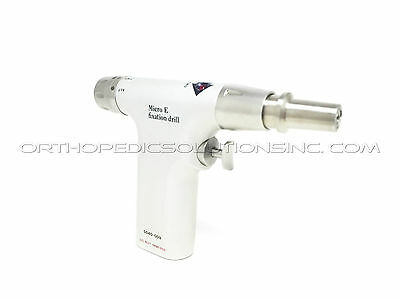 Hall Micro-E 5040-09 Fixation Drill Handpiece *With Warranty*