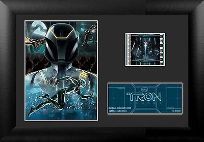 Film Cell Genuine 35mm Framed & Matted Tron Legacy USFC5468 Special Edition