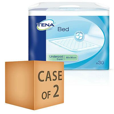 Case Saver 2 x TENA BED Super 60 x 90cm (2350ml) - pack of 30