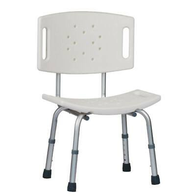Viva Medi Shower Stool with Back