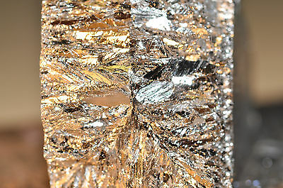 Bismuth metal Ingot,chunk 99.99% Pure element - Crystals - Fishing - Geodes