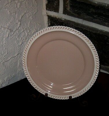 """""""Chestertown Pink Cocoa """" Side   plates 7 1/2    Buy what you need"""