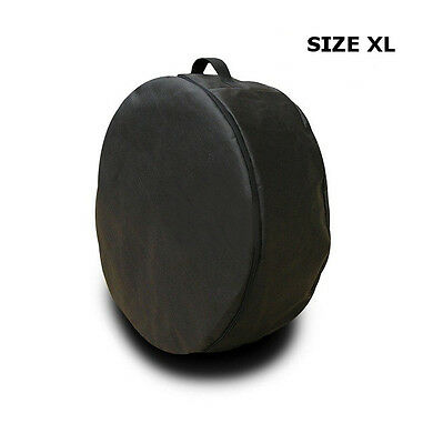 Xl Spare Tyre Cover Wheel Cover Tyre Bag Space Saver For Any Car Van