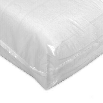 Eva-Dry Smooth Waterproof Mattress Protector - Single (18cm) - Encased