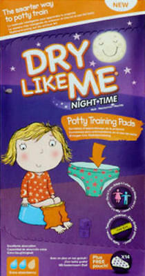 Dry Like Me Night Time Potty/Toilet Training Pads