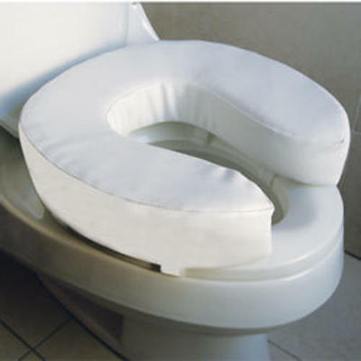 Viva Medi 2 inch Soft Raised Toilet Seat
