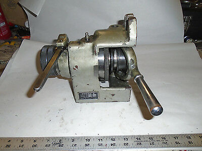 MACHINIST TOOL LATHE MILL Phase II 5C Collet Closer Indexer