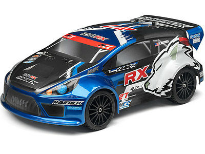 Maverick Ion RX RTR 1/18 Electric 4WD Rally Car 2.4GHz RRP £84.99