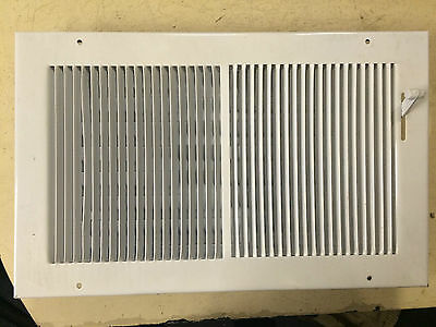 NEW Metal louver Vent 14 X 8