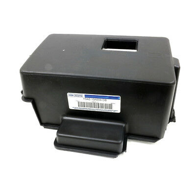 2000-2007 Ford Focus 2.0L Engine Black Battery Cover Tray Box OEM YS4Z-10A659-DB