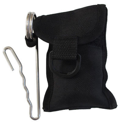 """Scuba Diving Reef Drift Hook 99"""" Line with Storage Pouch"""