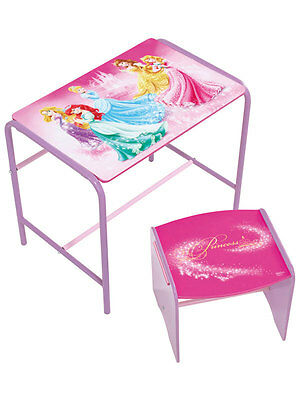 ARREDO CAMERETTA Disney Princess Doodle Desk and Stool