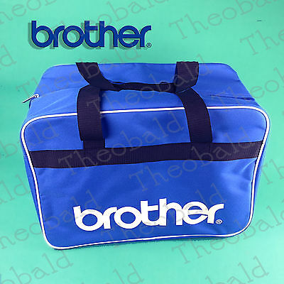 Genuine Brother Sewing Machine Carry Case/bag-Practical, Light, Wipe Clean