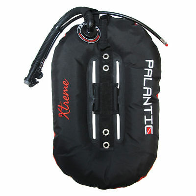 Palantic Xtreme Tech Diving Donut Wing Single Tank 22lbs