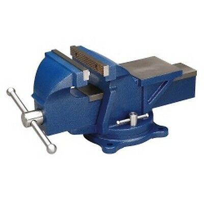 "Wilton 11105 5"" Jaw Bench Vise with Swivel Base"