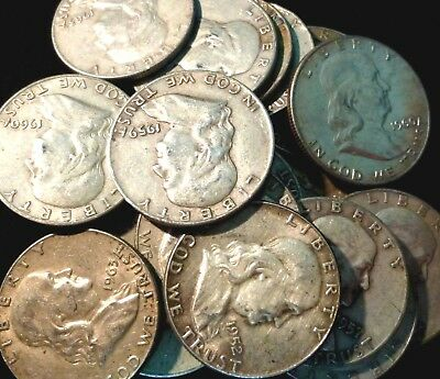 1 Ounce 90% SILVER U.S. Coin Lot, $1.25 Face Value ~ ALL PRE-1965 Silver Coins