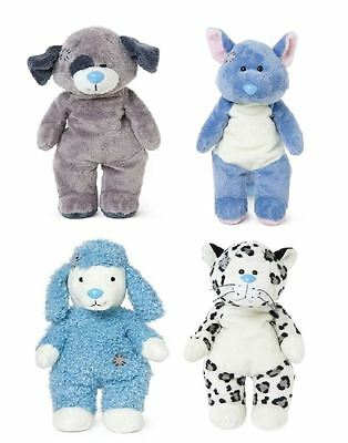 """Me to You Blue Nose Friends 8"""" Floppy Plush - Full Set Collectable Toy Range"""