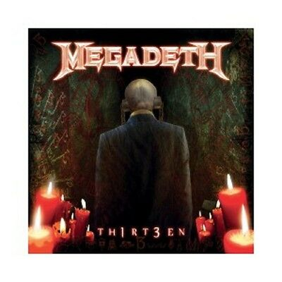 Megadeth - Th1Rt3En 2 Vinyl Lp Hard Rock Heavy Metal New