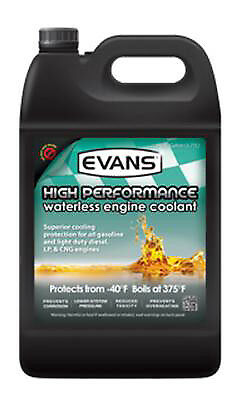 Evans Waterless Engine Coolant High Performance Coolant Gallon