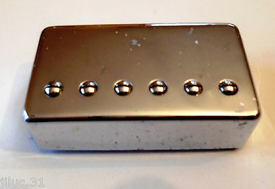Stock B Humbucker bridge 11,8 chrome pour guitare GIBSON