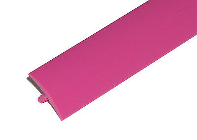 20ft of 3/4 Pink T-Molding for Ms Pac Man Arcade Games or Mame Machines