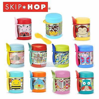 Skip Hop Kids Forget Me Not  Insulated Food Jar