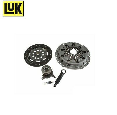 Clutch Kit LuK Plate Disc Slave Cylinder Bearings For Volvo S40 2.4L 6233479330
