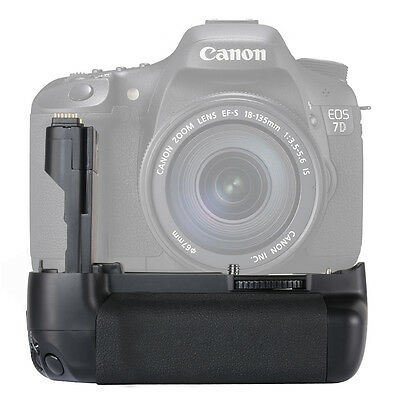 Neewer Vertical Battery Grip Replacement for Canon BG-E7 for Canon EOS 7D