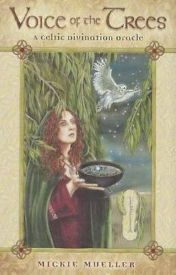 Voice of the Trees: A Celtic Divination Oracle 9780738715544 by Mickie Mueller