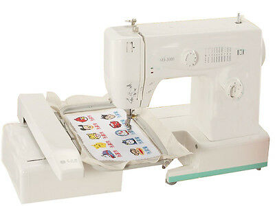 MS3000A Embroidery Machine Computer Dmbroidery Machine+Software+More