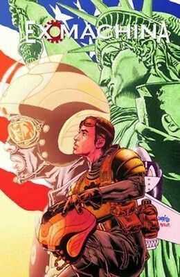 Ex Machina: Ring Out the Old Volume 9 9781401226947 by Brian K. Vaughan, NEW