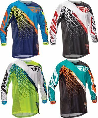 Fly Racing Youth Boys Kinetic Trifecta Jersey