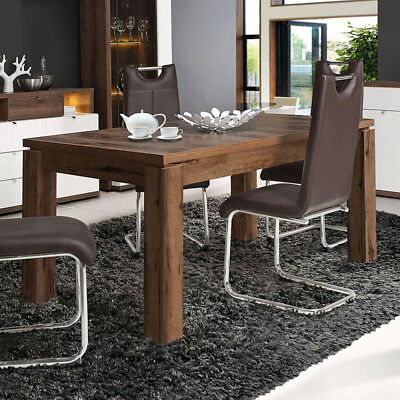 esstisch esszimmertisch in diversen gr en auch ausziehbar. Black Bedroom Furniture Sets. Home Design Ideas