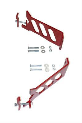 Auto Dolly Engine Stand Adapter Axle Assembly Steel Red 500 lb. Capacity Kit