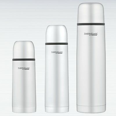 Thermos Thermocafe Stainless Steel Flask