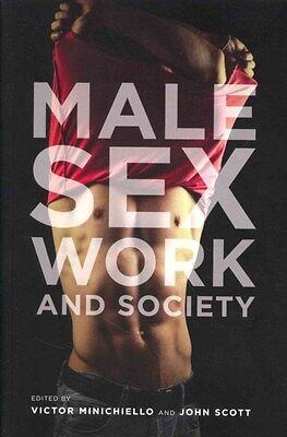 Male Sex Work and Society 9781939594013 by John Scott, Paperback, BRAND NEW