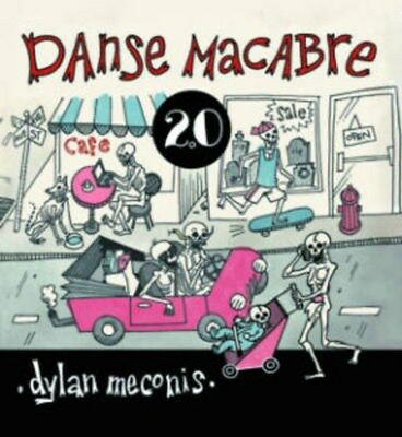 Danse MacAbre 2.0 9780988220225 by Dylan Meconis, Hardback, BRAND NEW FREE P&H