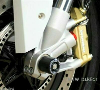 R&G RACING  PAIR FORK PROTECTORS for  BMW S1000RR (2015)