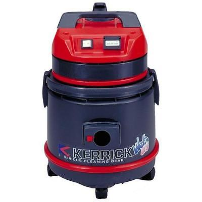 Kerrick Roky Vh115R Wet & Dry 29L Commercial Vacuum Cleaner Italy. Car Detailing